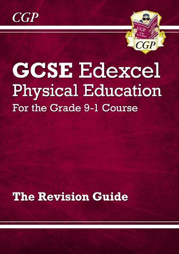 New GCSE Physical Education Edexcel Revision Guide - For the Grade 9-1 Course (Paperback)