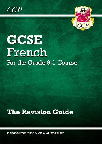 GCSE French Revision Guide - for the Grade 9-1 Course (with Online Edition) (Paperback)