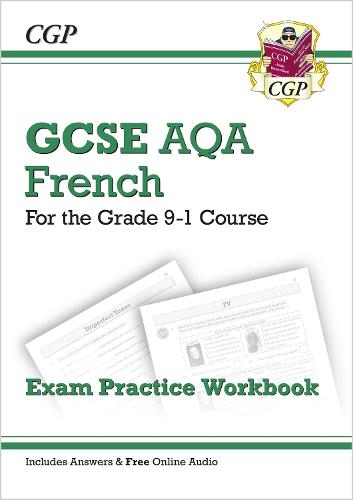 New GCSE French AQA Exam Practice Workbook - For the Grade 9-1 Course (Paperback)