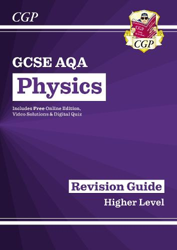 New Grade 9-1 GCSE Physics: AQA Revision Guide with Online Edition (Paperback)