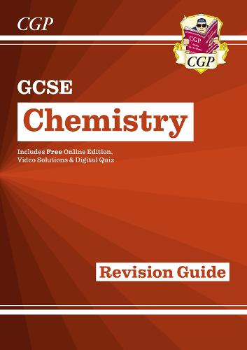 Grade 9-1 GCSE Chemistry: Revision Guide with Online Edition (Paperback)