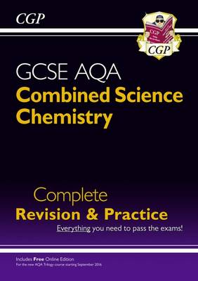 9-1 GCSE Combined Science: Chemistry AQA Higher Complete Revision & Practice with Online Edition (Paperback)