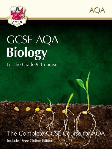 New Grade 9-1 GCSE Biology for AQA: Student Book with Online Edition (Paperback)