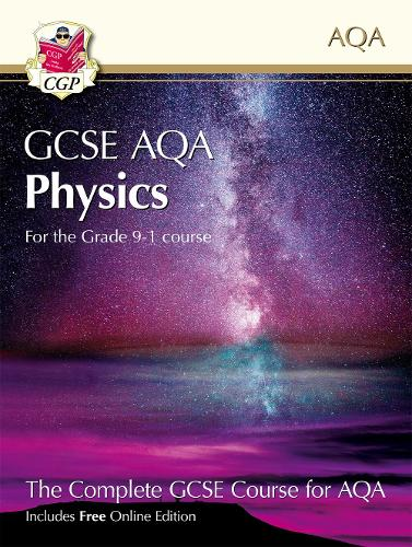 Grade 9-1 GCSE Physics for AQA: Student Book with Online Edition (Paperback)
