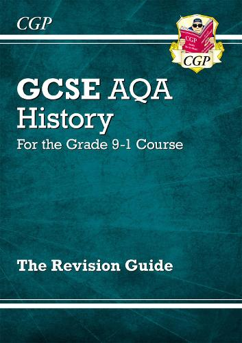 GCSE History AQA Revision Guide - for the Grade 9-1 Course (Paperback)