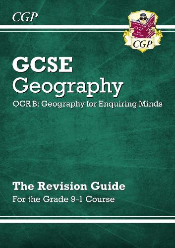 New Grade 9-1 GCSE Geography OCR B: Geography for Enquiring Minds - Revision Guide (Paperback)