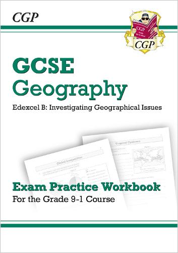 New Grade 9-1 GCSE Geography Edexcel B: Investigating Geographical Issues - Exam Practice Workbook (Paperback)