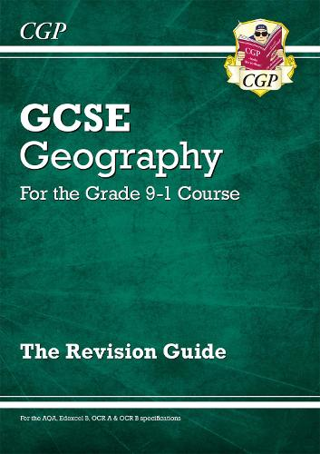 Grade 9-1 GCSE Geography Revision Guide (Paperback)