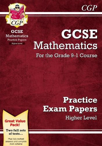 GCSE Maths Practice Papers: Higher - for the Grade 9-1 Course (Paperback)