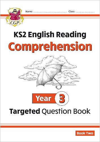 New KS2 English Targeted Question Book: Year 3 Reading Comprehension - Book 2 (with Answers) (Paperback)