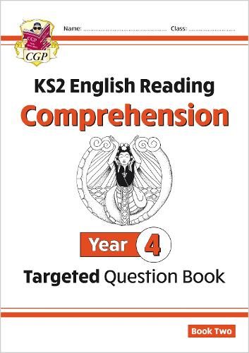 KS2 English Targeted Question Book: Year 4 Comprehension - Book 2 (Paperback)