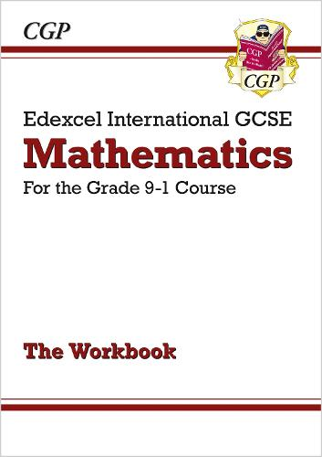 New Edexcel International GCSE Maths Workbook - For the Grade 9-1 Course (Paperback)