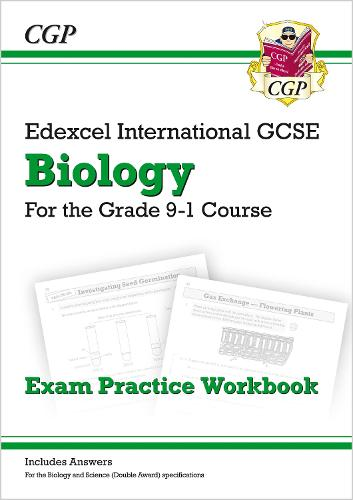 New Grade 9-1 Edexcel International GCSE Biology: Exam Practice Workbook (Includes Answers) (Paperback)