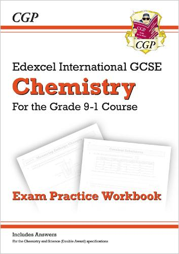 New Grade 9-1 Edexcel International GCSE Chemistry: Exam Practice Workbook (Includes Answers) (Paperback)