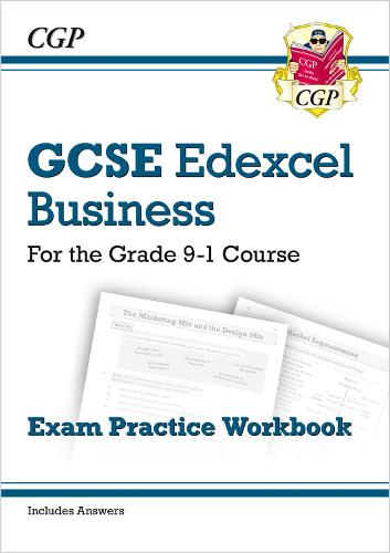 new gcse business edexcel exam practice workbook for the grade 9 1 rh waterstones com CGP Revision Guides Plans Revision Guide