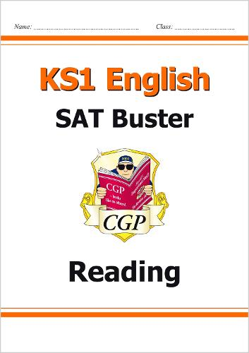 New KS1 English SAT Buster: Reading (for tests in 2018 and beyond) (Paperback)