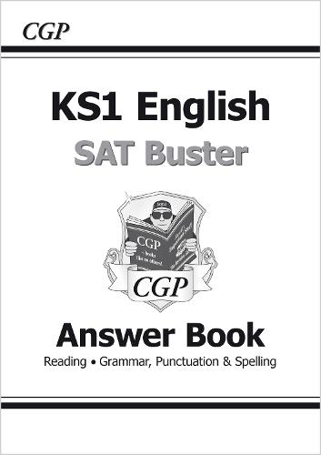 New KS1 English SAT Buster: Answer Book (for tests in 2018 and beyond) (Paperback)