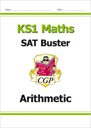 New KS1 Maths SAT Buster: Arithmetic (for tests in 2018 and beyond) (Paperback)