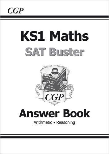 New KS1 Maths SAT Buster: Answer Book (for tests in 2018 and beyond) (Paperback)