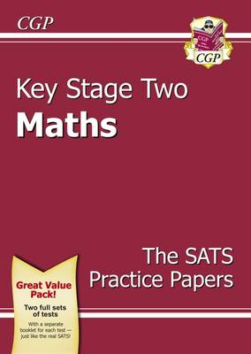KS2 Maths SATS Practice Papers Pack (Updated for the 2017 Tests and Beyond) (Paperback)
