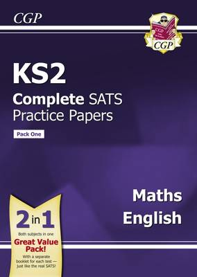 KS2 Maths and English SATS Practice Papers (Updated for the 2017 Tests) - Pack 1 (Paperback)