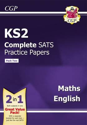 KS2 Maths and English SATS Practice Papers (Updated for the 2017 Tests) - Pack 2 (Paperback)