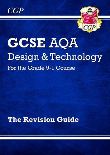 Grade 9-1 GCSE Design & Technology AQA Revision Guide (Paperback)