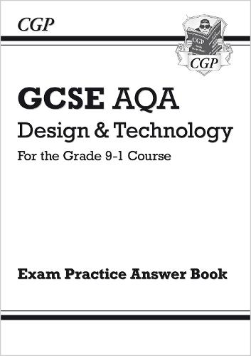 Grade 9-1 GCSE Design & Technology AQA Answers (for Exam Practice Workbook) (Paperback)