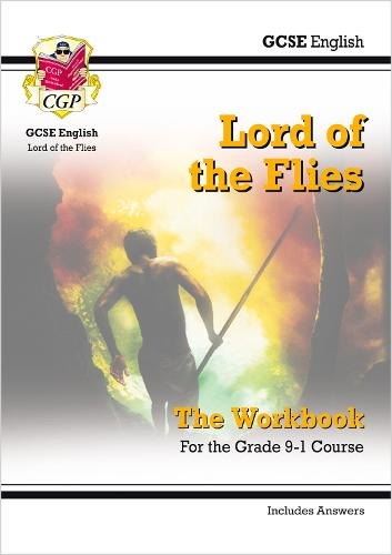 New Grade 9-1 GCSE English - Lord of the Flies Workbook (includes Answers) (Paperback)