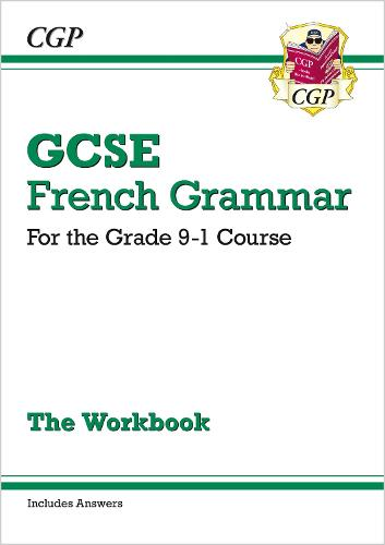 New GCSE French Grammar Workbook - For the Grade 9-1 Course (Includes Answers) (Paperback)