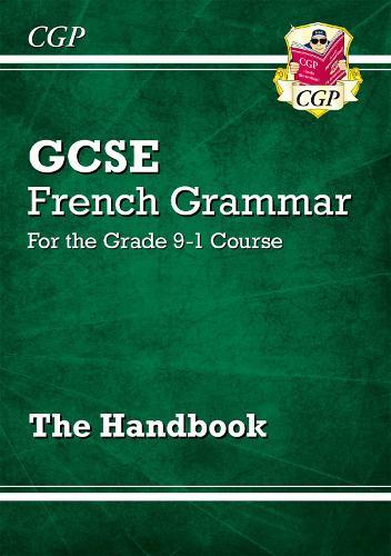 New French Grammar Handbook - For KS3 & Grade 9-1 GCSE (Paperback)