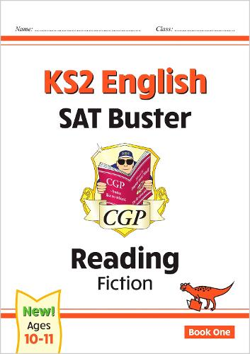 New KS2 English Reading SAT Buster: Fiction (for tests in 2018 and beyond) (Paperback)