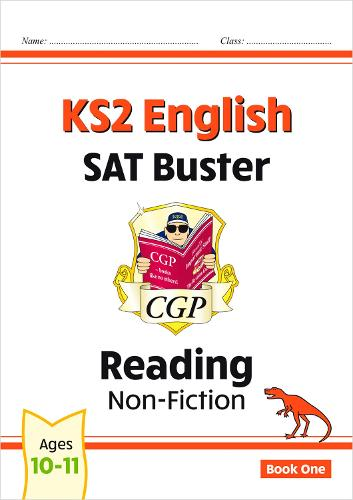 New KS2 English Reading SAT Buster: Non-Fiction (for tests in 2018 and beyond) (Paperback)
