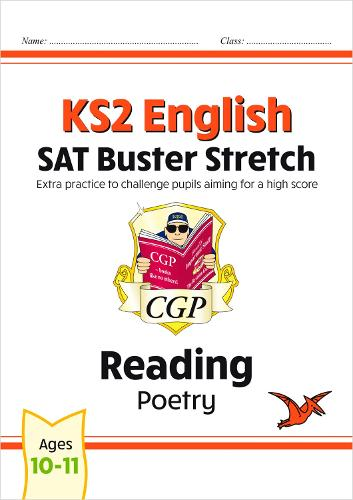 New KS2 English Reading SAT Buster Stretch: Poetry (for tests in 2018 and beyond) (Paperback)