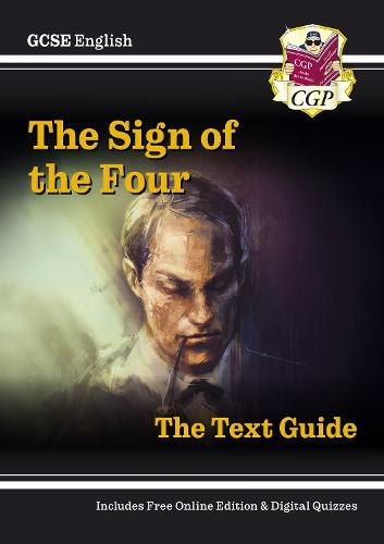 Grade 9-1 GCSE English Text Guide - The Sign of the Four (Paperback)