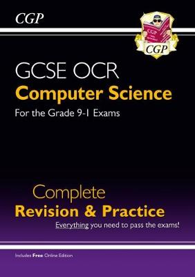 New GCSE Computer Science OCR Complete Revision & Practice - Grade 9-1 (with Online Edition) (Paperback)