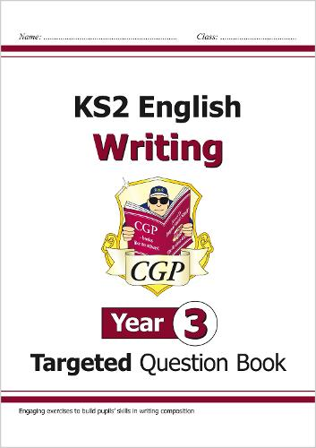 New KS2 English Writing Targeted Question Book - Year 3 (Paperback)