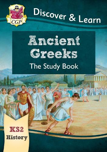 New KS2 Discover & Learn: History - Ancient Greeks Study Book (Paperback)