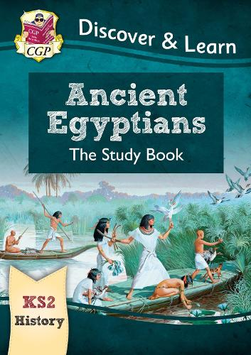 New KS2 Discover & Learn: History - Ancient Egyptians Study Book (Paperback)