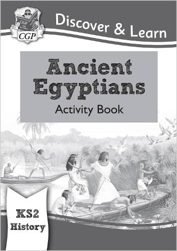 KS2 Discover & Learn: History - Ancient Egyptians Activity Book (Paperback)