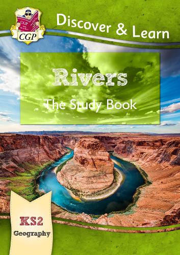 New KS2 Discover & Learn: Geography - Rivers Study Book (Paperback)