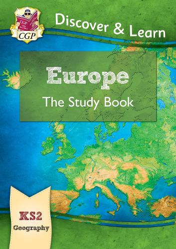 New KS2 Discover & Learn: Geography - Europe Study Book (Paperback)