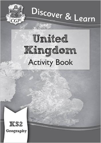 New KS2 Discover & Learn: Geography - United Kingdom Activity Book (Paperback)