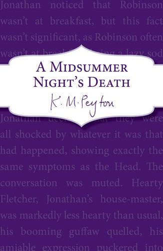 A Midsummer Night's Death (Paperback)