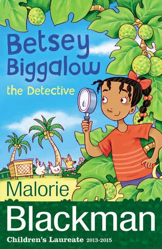 Betsey Biggalow the Detective - Betsey Biggalow (Paperback)