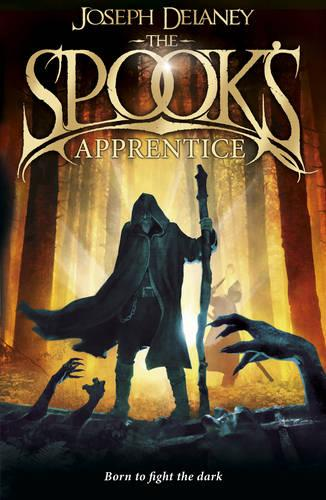 The Spook's Apprentice: Book 1 - The Wardstone Chronicles (Paperback)