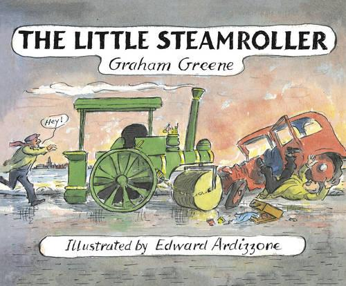 The Little Steamroller - The Little Train (Paperback)