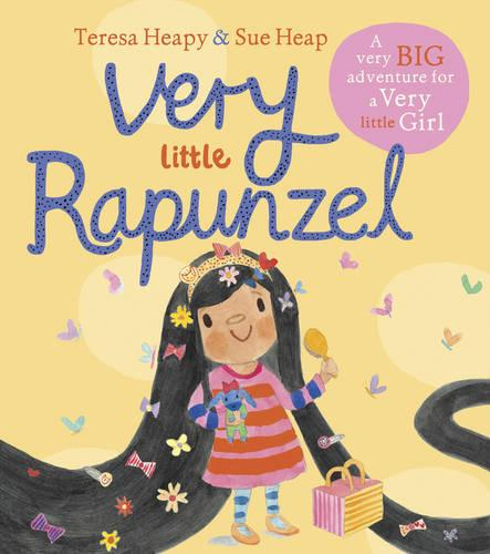 Very Little Rapunzel - Very Little (Paperback)