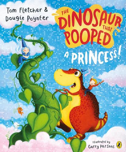 The Dinosaur that Pooped a Princess (Paperback)