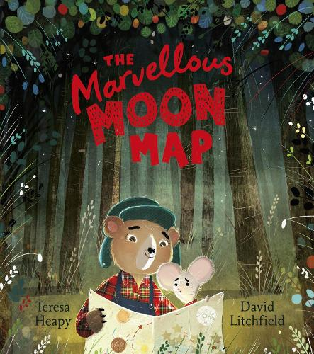 The Marvellous Moon Map (Paperback)